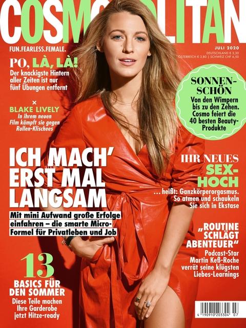 Cosmopolitan Ausgabe 7/2020