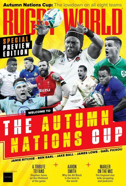 Rugby World Magazine 2020-11-03