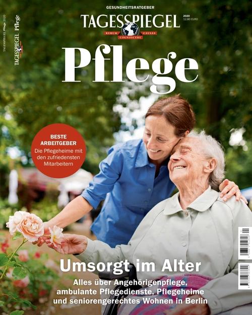 Pflege Magazin Ausgabe 2020