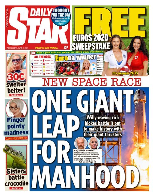 Daily Star 2021-06-09