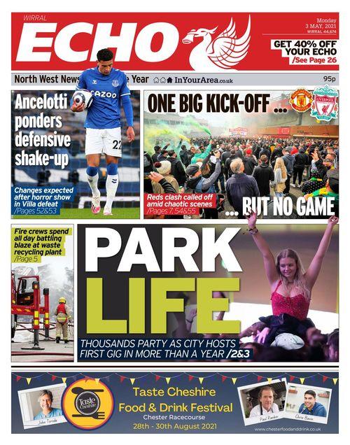 Liverpool Echo 2021-05-03