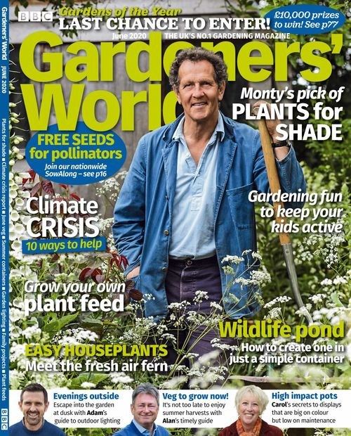 BBC Gardeners' World issue 06/2020