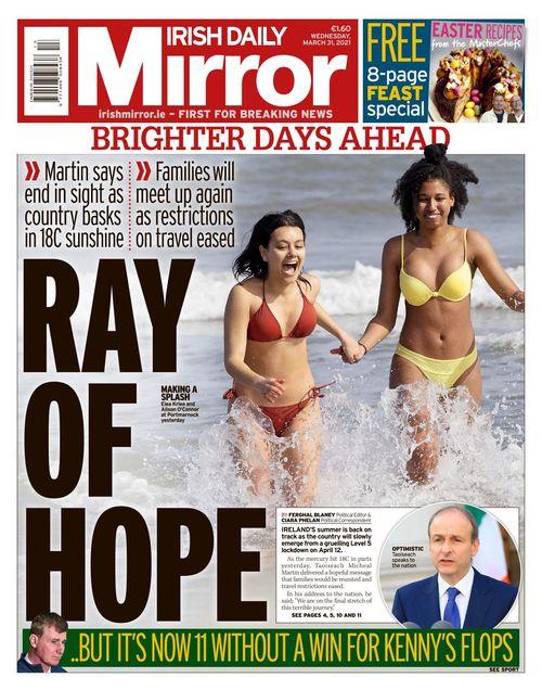 Irish Daily Mirror 2021-03-31