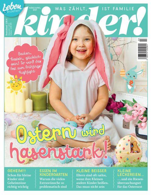 kinder! Ausgabe 03-04/2021