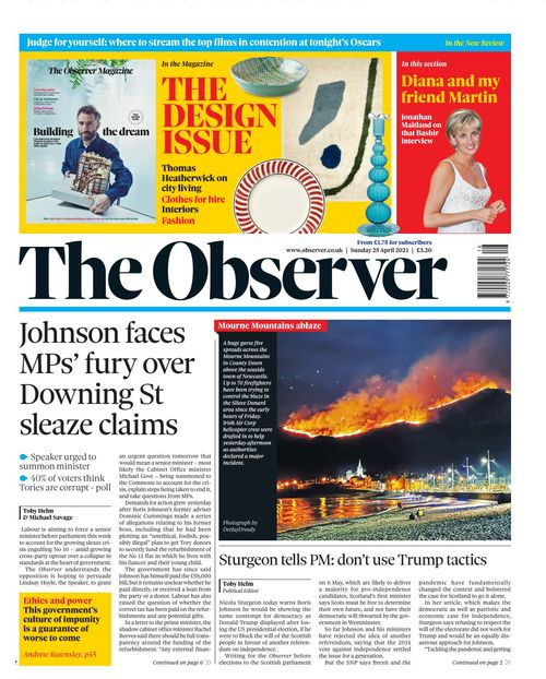 The Observer 2021-04-25