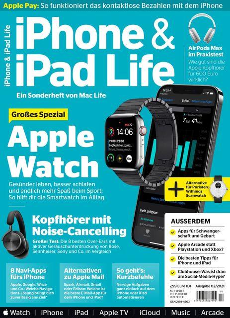 iPhone & iPad Life Ausgabe 02/2021
