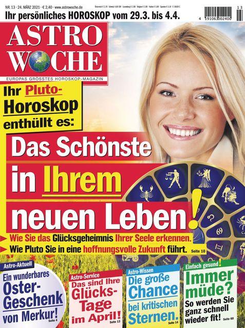 Astrowoche Ausgabe 13/2021