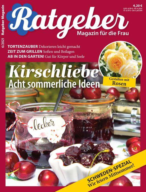 RATGEBER Magazin 2021-05-28