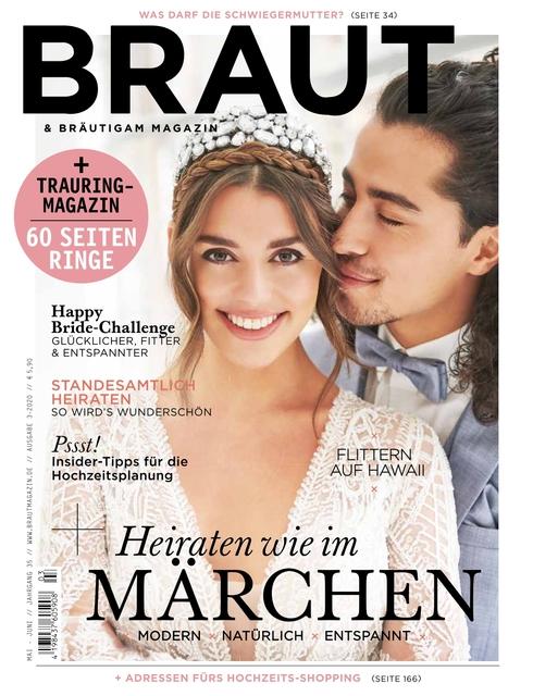 Braut & Bräutigam Ausgabe 03/2020