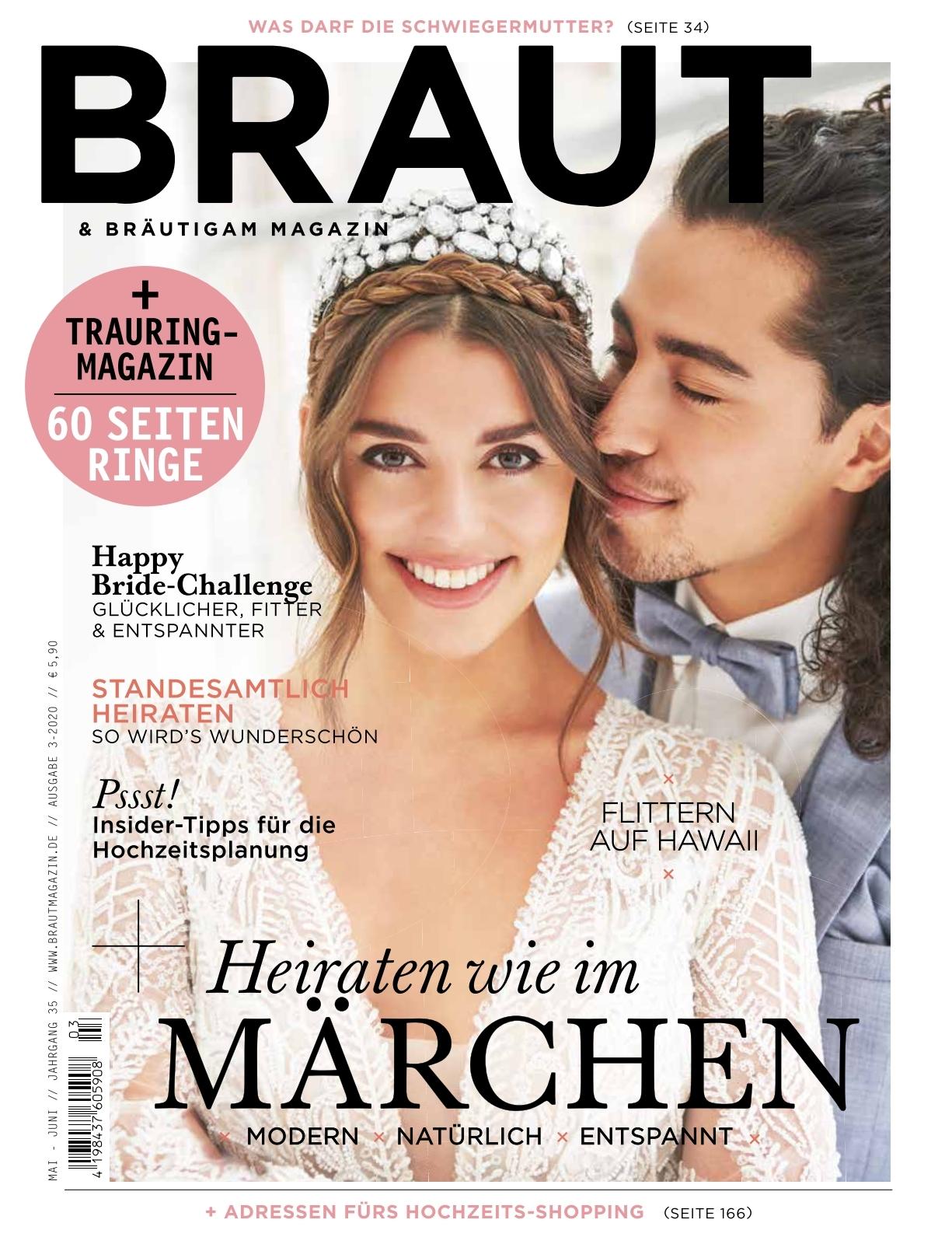braut & bräutigam - ausgabe 03/2020