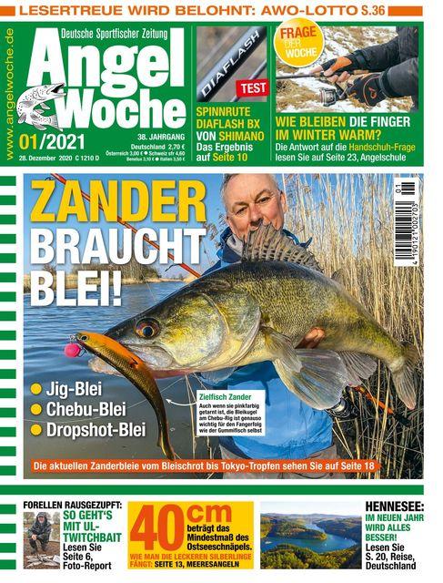 AngelWoche Ausgabe 01/2021