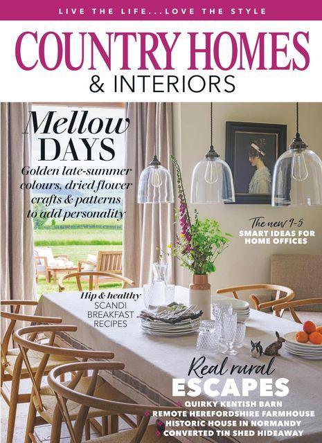 Country Homes & Interiors Magazine 2020-08-06