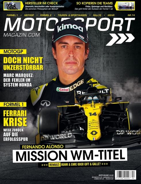 Motorsport-Magazin Ausgabe 04/2020