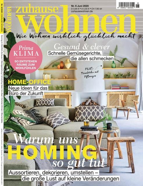 Zuhause Wohnen Ausgabe 06/2020