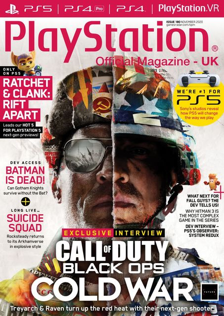 Official PlayStation Magazine 2020-09-22