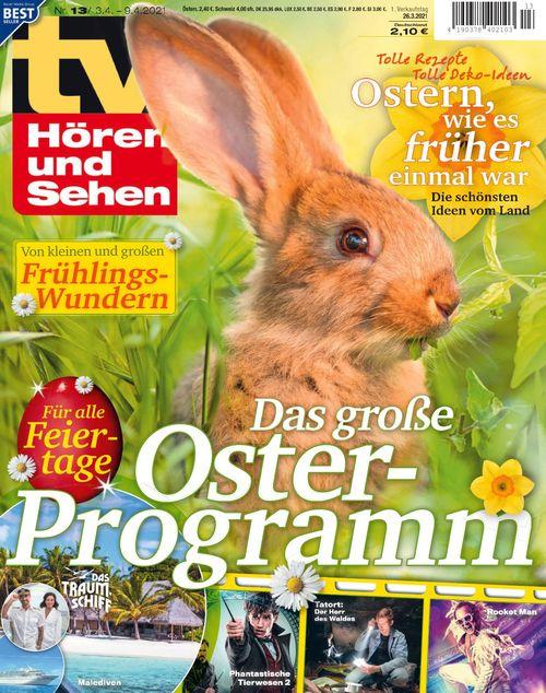 TV Hören und Sehen Ausgabe 13/2021