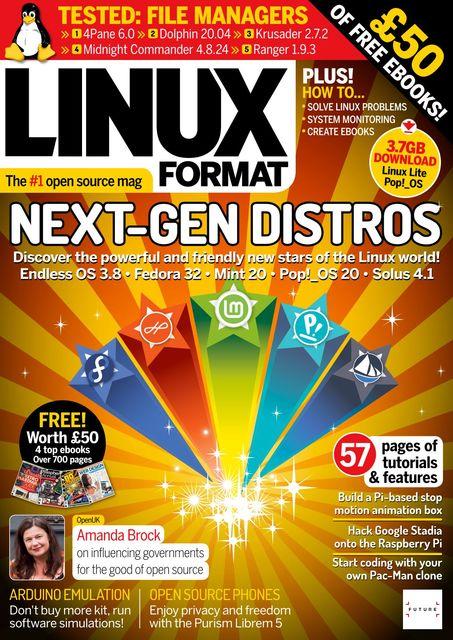 Linux Format 2020-06-30