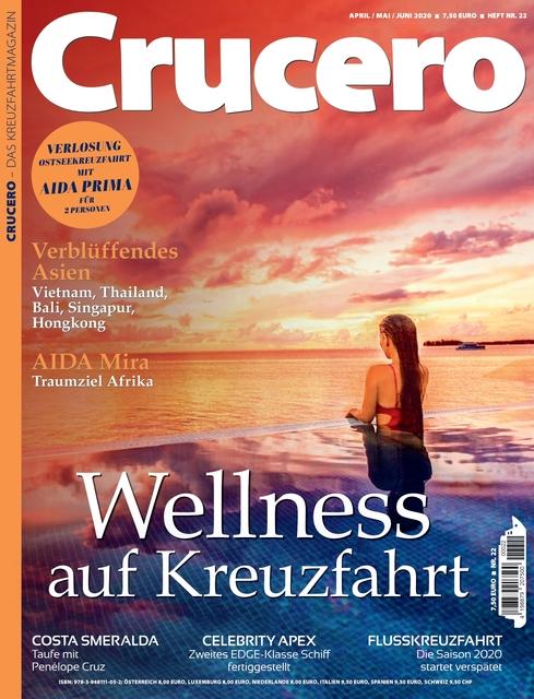 Crucero Ausgabe Nr. 22