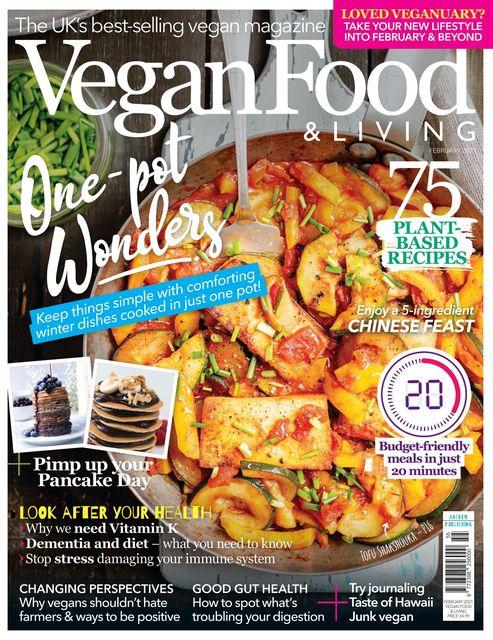 Vegan Food & Living issue 57, 02/2021