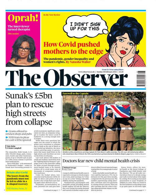 The Observer 2021-02-28