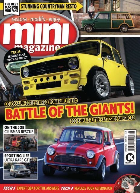 Mini Magazine issue Summer 2020