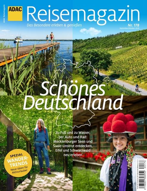 ADAC Reisemagazin 2020-08-13