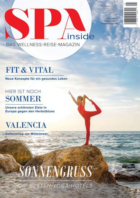SPA inside Ausgabe 05/2021