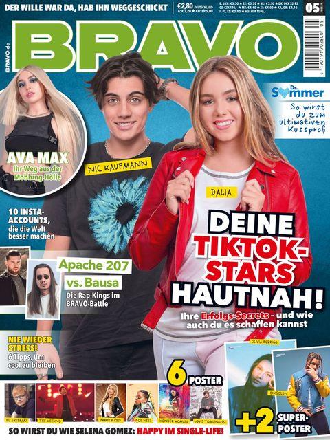 Bravo Ausgabe 5/2021