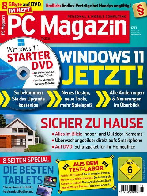 PC Magazin 2021-09-30