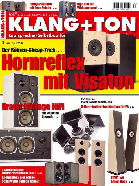 KLANG+TON Ausgabe 03/2021