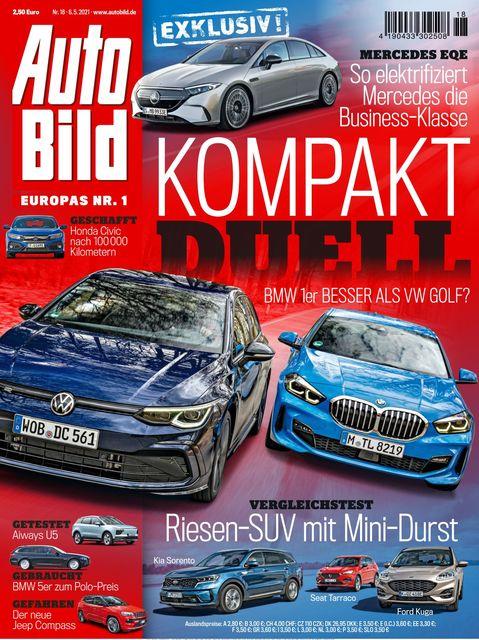 AUTO BILD 2021-05-06