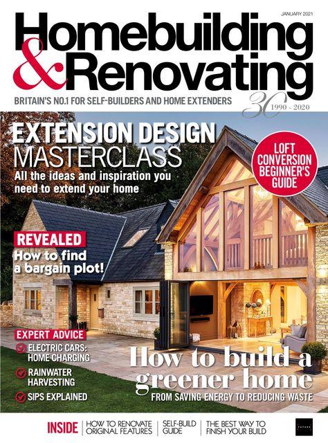 Homebuilding and Renovating 2020-11-26