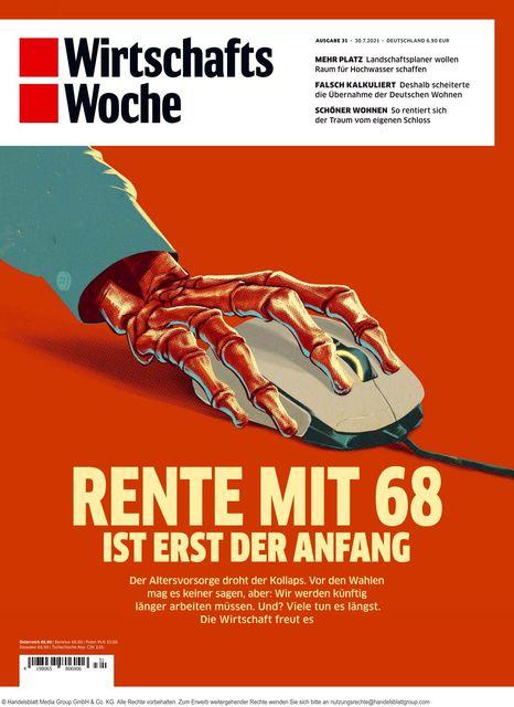Wirtschaftswoche Magazin 2021-07-30