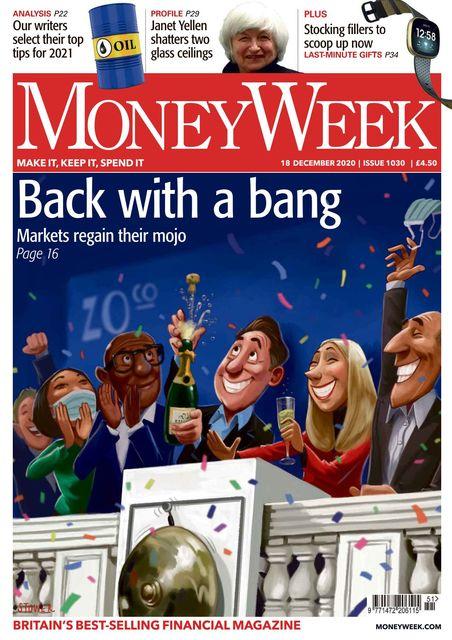 MoneyWeek 2020-12-18