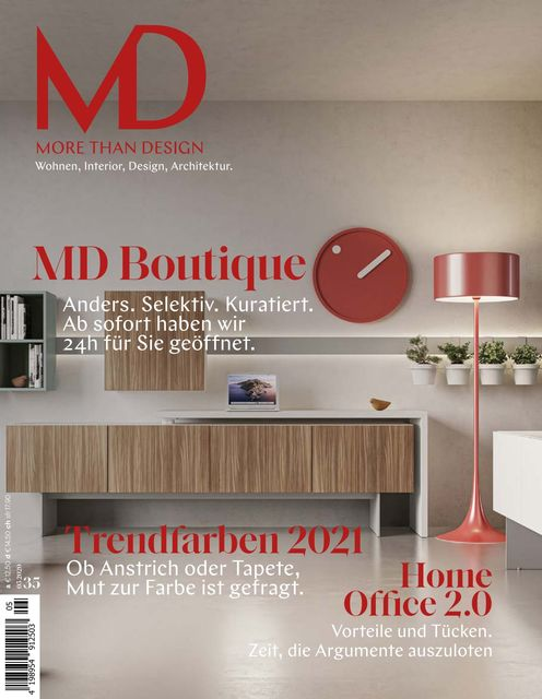 MORE THAN DESIGN Ausgabe 05/2020