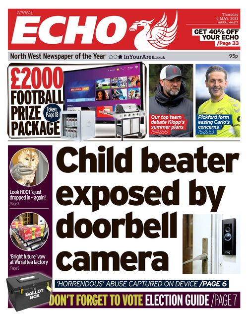 Liverpool Echo 2021-05-06