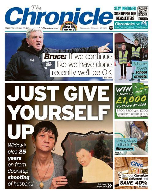 Newcastle Chronicle 2021-02-17