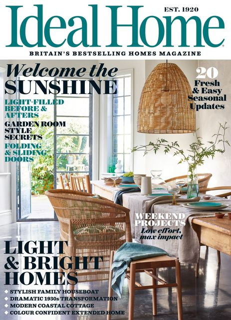 Ideal Home 2021-04-01