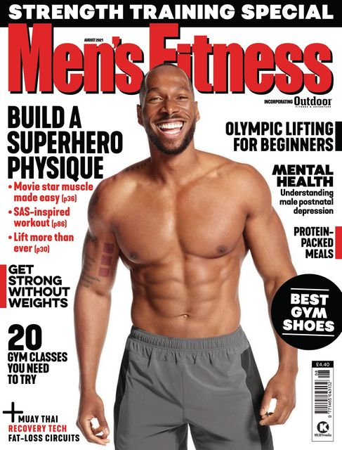 Men's Fitness issue 08/2021