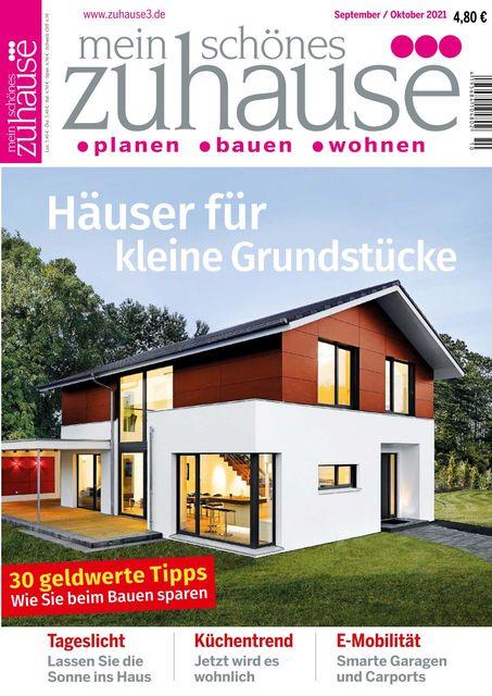 mein schönes zuhause°°° Ausgabe 09/10-2021