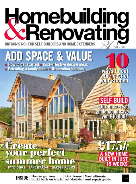 Homebuilding and Renovating 2020-06-25