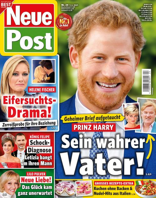 Neue Post Magazin Ausgabe 24/2021