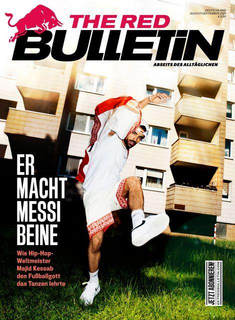 The Red Bulletin Deutschland Magazin Ausgabe 08-09/2021