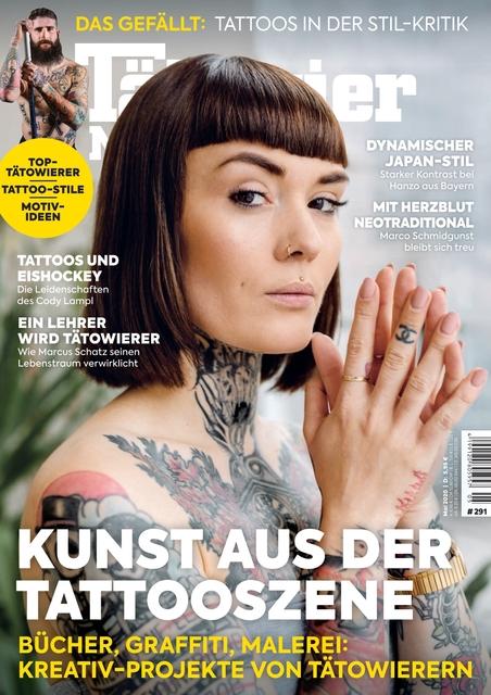 TätowierMagazin Ausgabe 05/2020