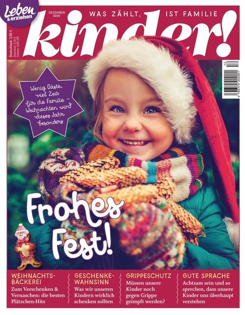 kinder! Ausgabe 12/2020