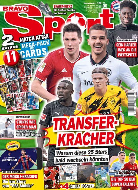 Bravo Sport Ausgabe 6/2021