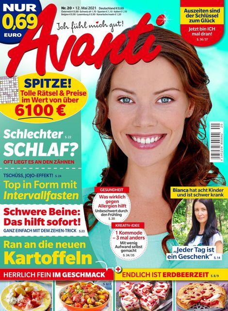 Avanti Ausgabe 20/2021