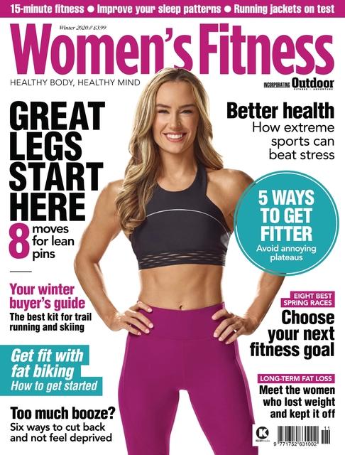 Women's Fitness issue Winter 2020