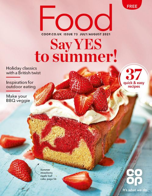 Co-op Food issue 07-08/2021