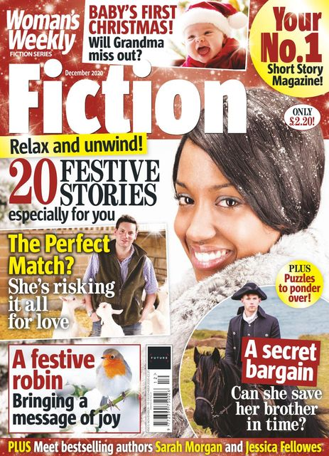 Woman's Weekly Fiction Special Magazine 2020-11-05